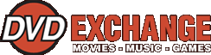 DVD Exchange - Movies, Music, Games